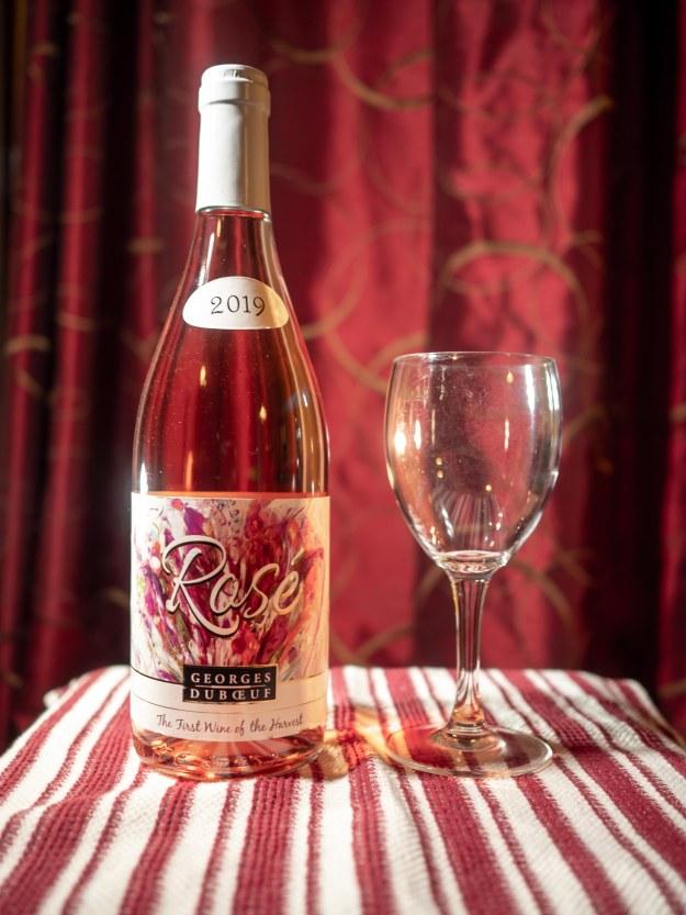 Beaujolais Nouveau Georges Duboeuf 2019 (rosé)